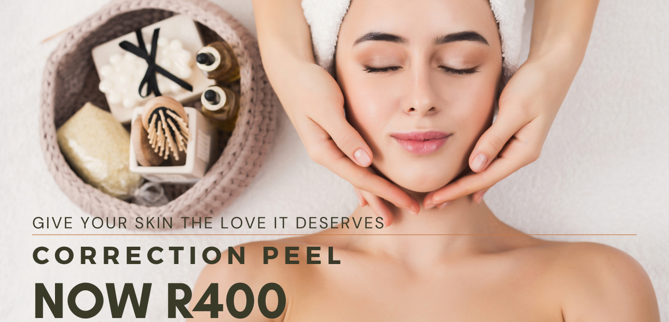 Correction Peel Promo