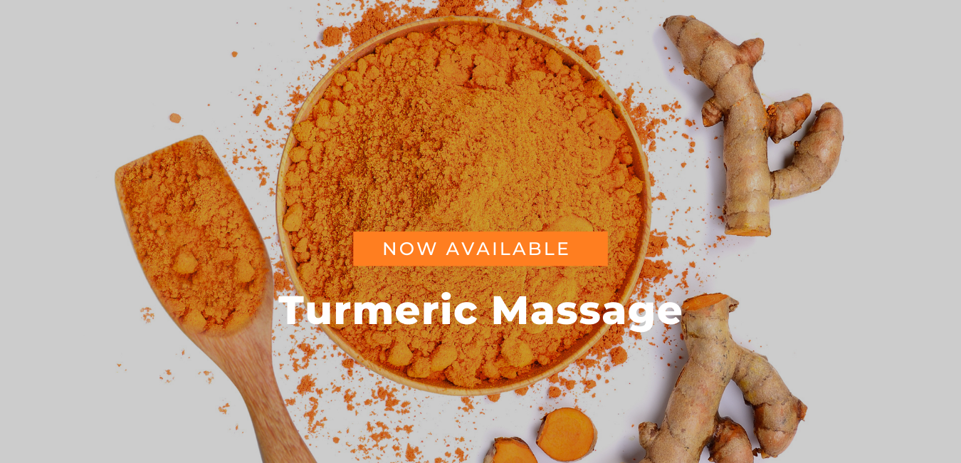 Tumeric Massage